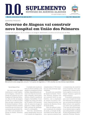 Suplemento do Diário Oficial do Estado de Alagoas