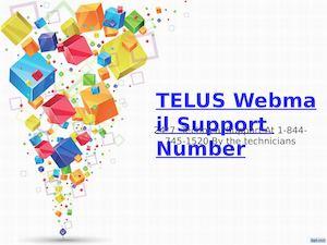 Telus email account setup