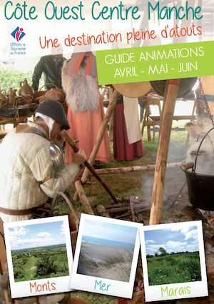 Guide des animations Avril/Juin 2017