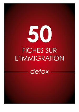 Jacques Bompard 50 Fiches sur l'immigration