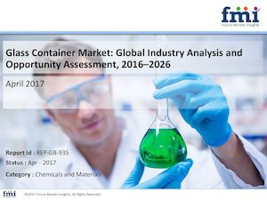 Glass Container Market to Grow at a CAGR of 4.1% through 2026