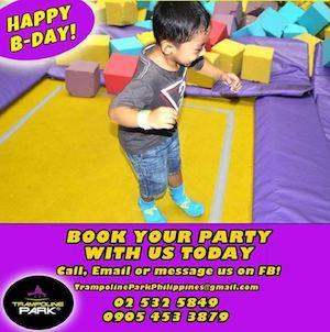 Its 10x More Fun To Celebrate Your Birthday At Trampoline Park 91227