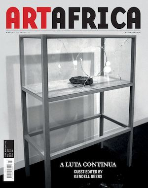 A LUTA CONTINUA ART AFRICA ISSUE 07