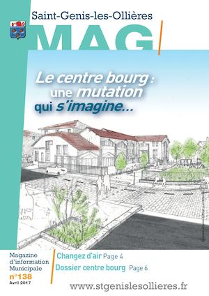 St Genis Mag avril 2017