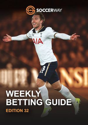Calaméo - Soccerway Weekly Betting Guide: Edition 32