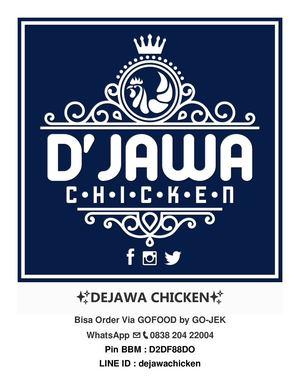 Calameo Dejawa Chicken Ayam Bakar Kuliner Indonesia Gofood