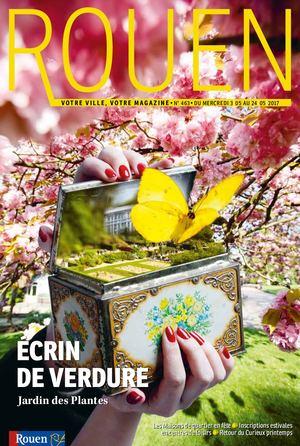 Calaméo - Rouen - Votre Ville, Votre Magazine n°463 624c73ad932