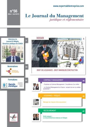 Calaméo - Journal du Management Juridique n°56