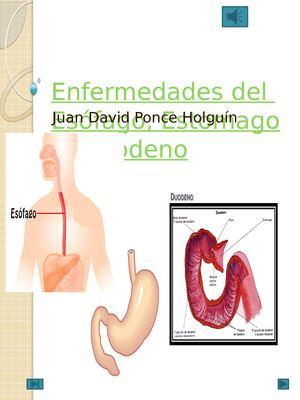Calaméo - Enfermedades Del Esofago, Estomago Y Duodeno