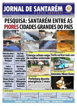 Calaméo - JORNAL DE SANTARÉM E BAIXO AMAZONAS EDIÇÃO DE 12 A 18 DE ... 991fa6651d