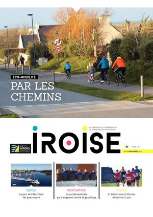 Iroise magazine avril 2017