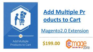 Add To Cart Multiple Products Magento2 Extension