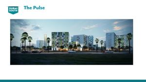 The Pulse Phase III developed by Dubai South