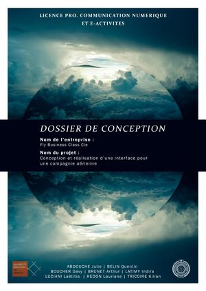 Dossier Conception Fly Business Class