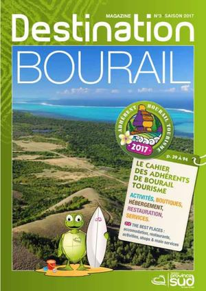Destination Bourail 2017