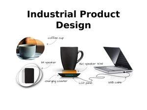 Industrial Product Design