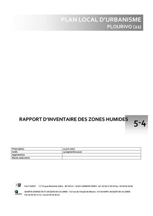 5 4 Rapport Zones Humides