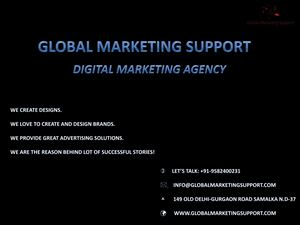 Global Marketing Support - Digital Marketing Agency