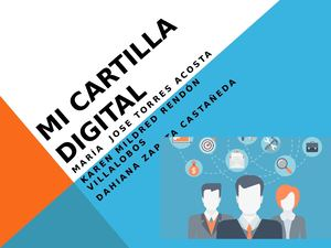 Mi Cartilla Digital
