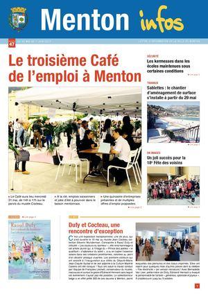 Menton Infos 47