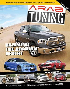 Arab Tuning Issue Magazine #20