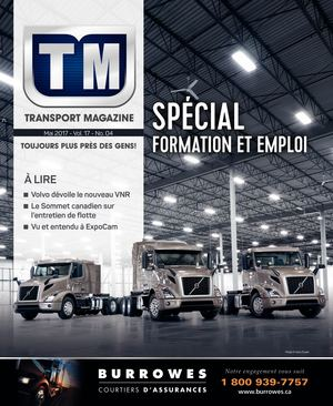 Transport Magazine - Mai 2017