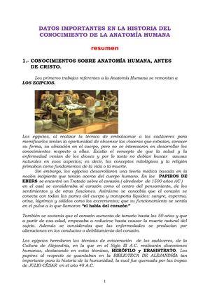 Calaméo - Historia De La Anatomia Separata