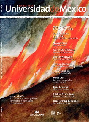 Calamo Revista Universidad De Mxico Jun Rulfo