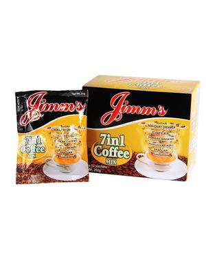 Jimms 7in1 Coffee Mix 12s Is Available For Srp P152 In Leading Supermarkets92425 92425
