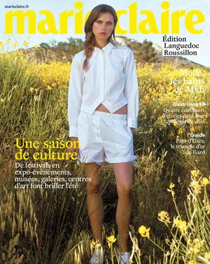 n°780 marie claire Languedoc août 2017