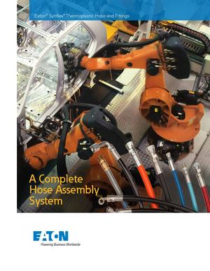 EATON / Synflex® Thermoplastic Hose and Fittings