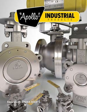 Apollo Valves 1//2 Apollo 76-503-01A 2-Piece Standard Port Ball Valve With Spring Return Handle Stainless Steel Body