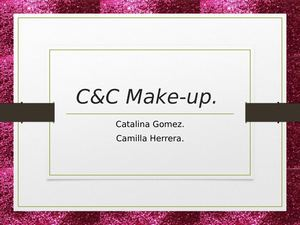 C&c Make Up