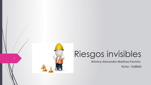 Riesgos Invisibles