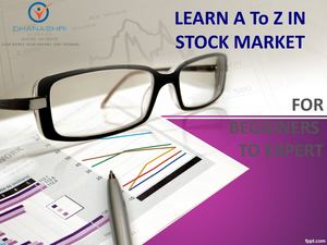 Study about Stock Market | Share Market Courses in Mumbai