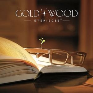 Try The Fashionable Gold Wood Eyewear Available At Sarabia Optical92466 92466