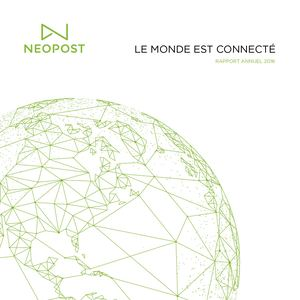 NEOPOST - RAPPORT ANNUEL 2016