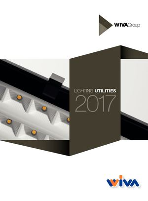 WIVA LIGHTING UTILITIES 2017 CATALOG WEB EN