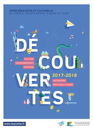 Decouvertes Brochure2017