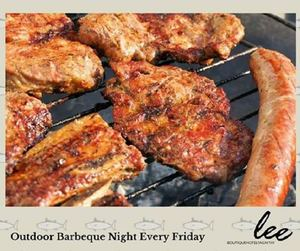 Enjoy Outdoor Barbeque Night At Lee Boutique Hotel Available Every Friday92550 92550