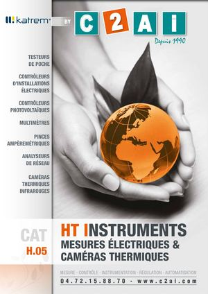 H05 HT Instruments