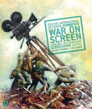 CATALOGUE WAR ON SCREEN 2016