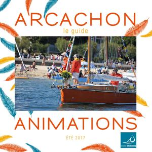 Guide Ete animation Arcahcon 2017