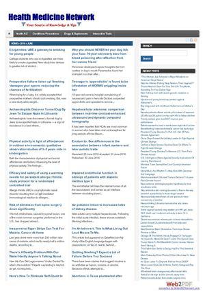 Calaméo - Healthmedicinet Com I 2016 6
