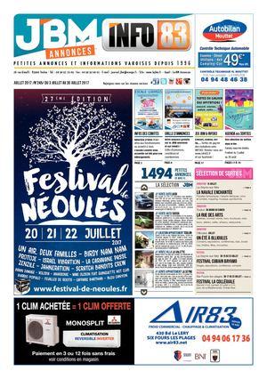 Calaméo - Journal JBM Annonces n°245 Juillet 2017 e9ea9a0cc5b