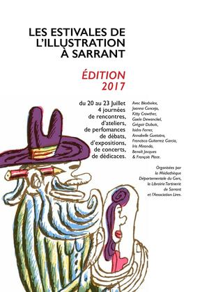 Programme Estivales de l'Illustration 2017
