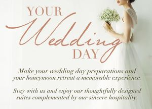 Make Your Wedding Day Preparations Your Honeymoon Retreat A Memorable Experience At Aruga92950 92950