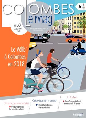 Colombes Mag 30