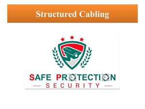 Structured Cabling by SP Security