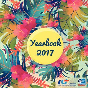 Yearbook 2017 IUT de la Réunion